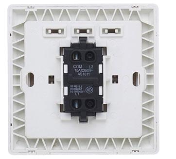 上下楼梯电灯开关都可以控制电灯是什么原理