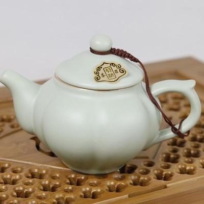 爱米默 8头真汝纸盒(梅花)160 茶具套装 功夫茶茶具 景德镇茶具