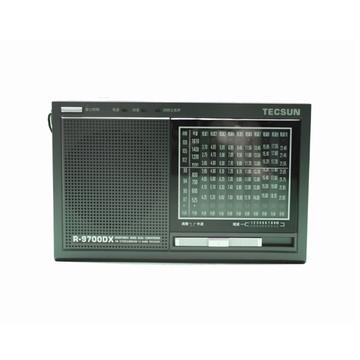 德生r-9700dx全波段 收音机 送老人 高性能二次变频12波段立体声