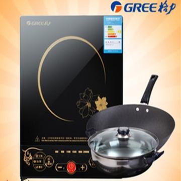 格力电磁炉gree/格力 gc-20xcf 电磁炉 炒蒸煮烧温 含