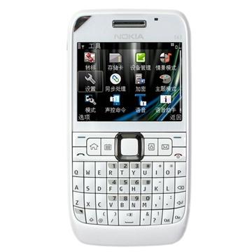 nokiae63_诺基亚(nokia)e63 3g手机 wcdma/gsm(白色)