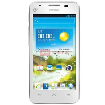 华为 HUAWEI T8951 G510 3G手机TD SCDMA 白色