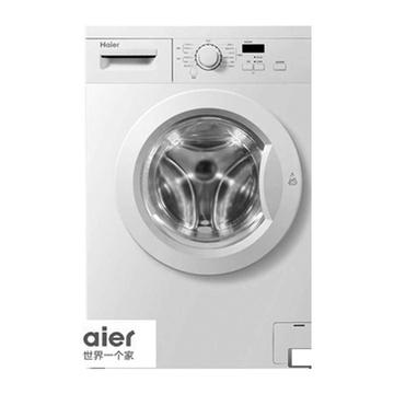 海尔(haier)xqg60-1011w 6公斤滚筒洗衣机
