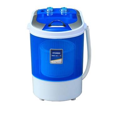 4公斤迷你洗脱两用单桶洗衣机(蓝色)