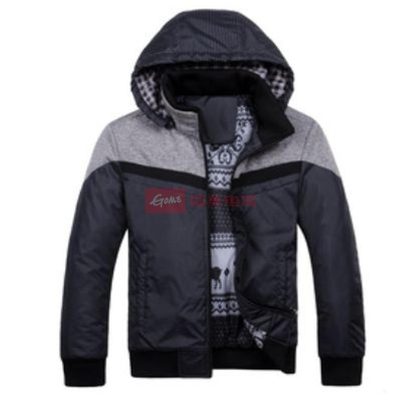 2013秋冬男士棉衣男士修身韩版短装外套男士休闲夹克
