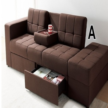 科幻小�9lzgh_gh117出口日本 多功能沙发床 小户型沙发 布艺沙发床