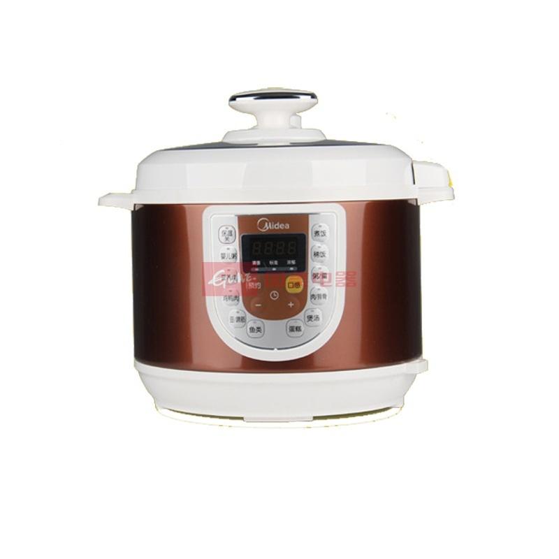 midea/美的w12pls503e电压力锅