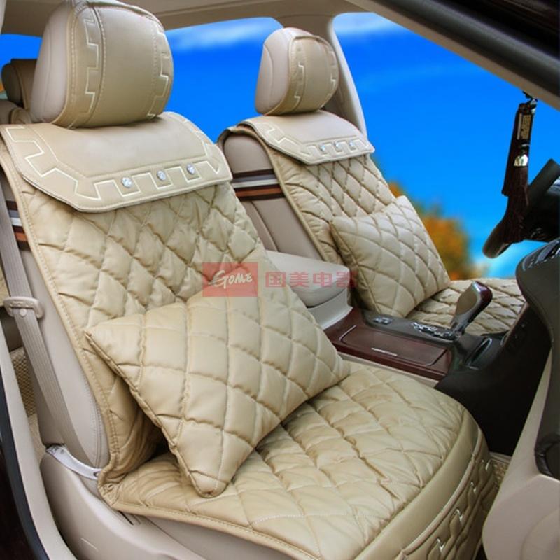 乔氏 汽车坐垫秋冬季新款座垫四季通用车垫椅垫汽车用品朗逸别克凯越