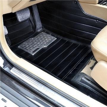 tt汽车脚垫全包围汽车脚垫地毯汽车地垫高清图片