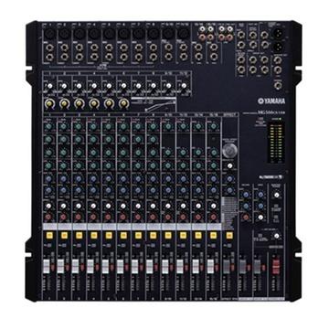 雅马哈(yamaha)mg166cx 16路专业调音台