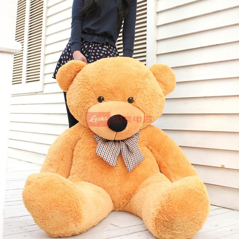 国美为您找到 大眼猫 泰迪熊可爱瞌睡熊猫布娃娃公仔大号