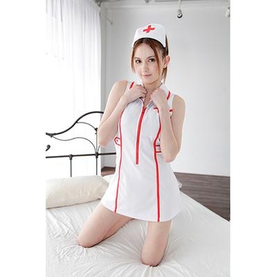幻乐魔都 泷泽萝拉 情趣内衣 性感护士装 舞台表演服