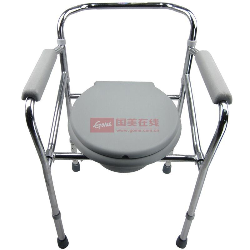 凯洋座便椅老人坐便椅折叠马桶椅座厕椅座便器便椅ky894