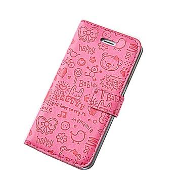 苹果 iphone5小可爱手机套