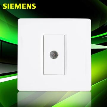 【西门子5tg0713-1nc1插座】西门子灵动一位电视插座