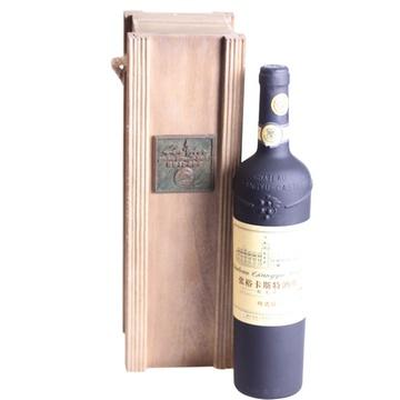 张裕卡斯特酒庄蛇龙珠干红葡萄酒特选级 750ml