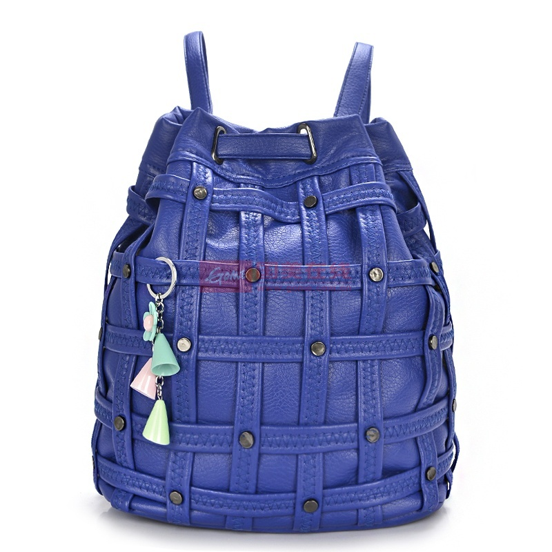 麦斯波特(maithbot)新款潮包流行双肩包 女生休闲背包图片