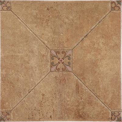 楼兰瓷砖 地砖客厅卧室地板砖建材防滑地面砖田园风 格仿古砖 风之