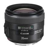 佳能(Canon)EF 35mm f/2 IS USM 广角定焦镜头(官方标配)
