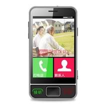大显(Daxian) E189 触屏老人手机大字大声手写大屏老年机智能老人机(大显E189官方标配+一块原电 黑色)