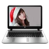惠普(HP)ENVY15-k028TX 15.6英寸游戏笔记本 i5-4210u 4G 500G 2G独显 win8.1(15-k028TX 银色 官方标配)