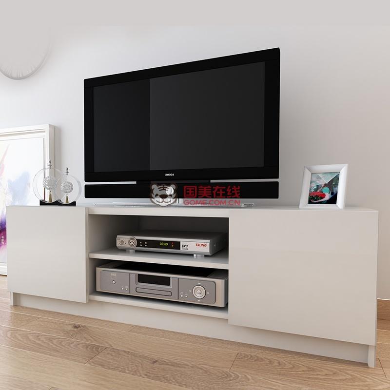 择木宜居 新款简约客厅电视柜 时尚宜家液晶电视机柜