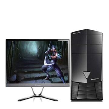 【联想x315台式电脑主机+23英寸ips高清显示器】联想