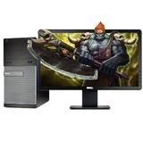 戴尔(Dell)OptiPlex 3020MT 台式电脑 I5/4G/500G商务办公 游戏娱乐(含18.5英寸E1914H显示器)