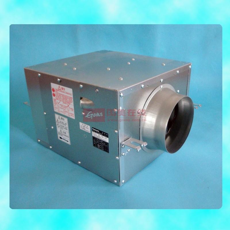 松下送风机fv-25ns3c低噪音薄型化高性能静音送风机 松下新风系统