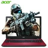 宏�(acer)E5-511G 15.6英寸笔记本电脑 N2940/4G/500G/820/2G独显(红色 官方标配)