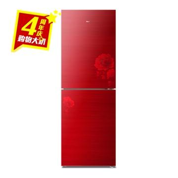 【海尔bcd-206kca冰箱】海尔(haier)bcd-206kca206升