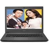 宏�(acer)E5-473G-3525  38BZ GT920-2G独立显卡 I3-4005 4G 笔记本电脑 (外黑内灰 标配)