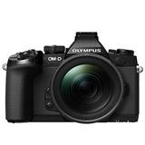 奥林巴斯(OLYMPUS)OM-D E-M1 ED EM1 12-50mm F3.5-6.3 EZ 套机(黑色 官方标配(黑色 官方标配)