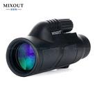 MIXOUT/米欧特 神行10x42单筒望远镜 高清高倍微光夜视 便携袖珍 望眼镜 标配MIXOUT/米欧特 神行10(标配)