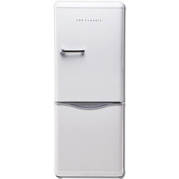 大宇(daewoo) 141升 双门家用电冰箱 冷藏冷冻 直冷无霜 节能 小型