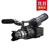 索尼(Sony)FS700RH(含18-200mm镜头)全画幅摄录一体机专业摄像机(官方标配)