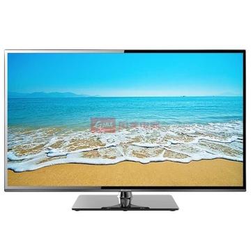 窄边框 网络液晶电视(黑色)内置wifi