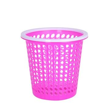 网状废纸篓多功能塑料垃圾桶长久耐用
