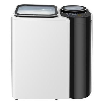 变频10公斤双桶10kg免清洗全自动波轮子母洗衣机