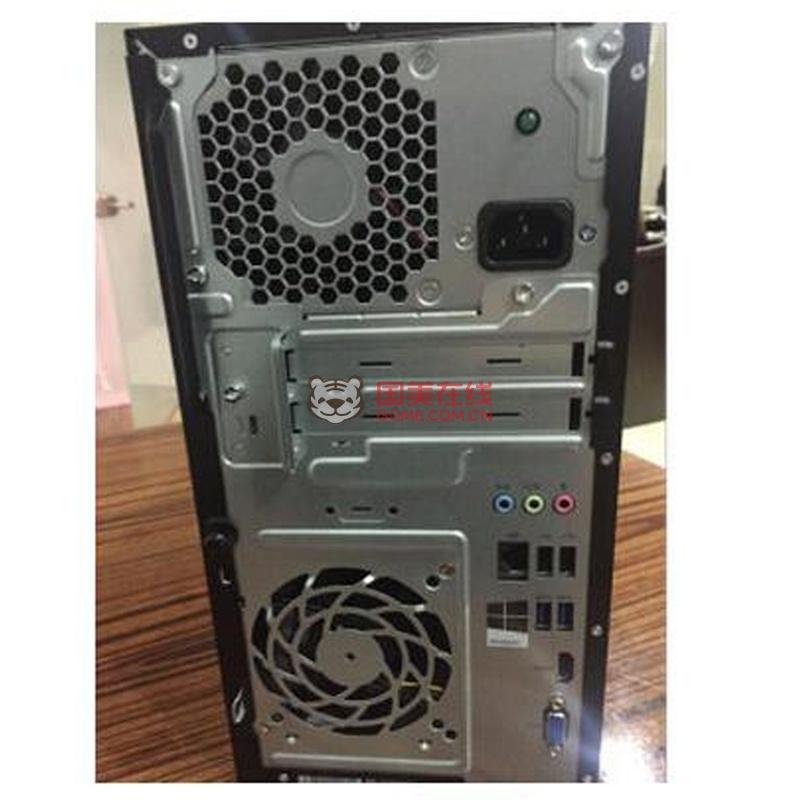 惠普(hp)510-p034cn 台式主机 (i3-6100t/8g/1tb/gt730 4g独显/win10)