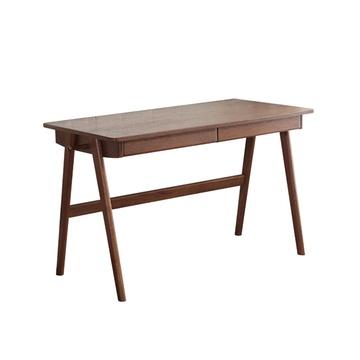 实木书桌 北欧实木家具书房书桌椅写字桌电脑