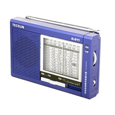 德生(tecsun)r-911收音机(蓝色)