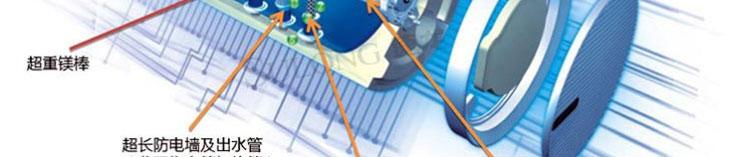 a1电热水器(50l)