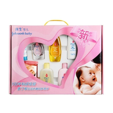 强生 宝贝盒 09升级版