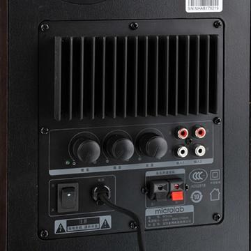麦博(microlab)sol02高保真有源音箱