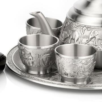 茶壶联想设计素描