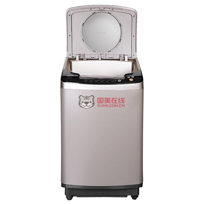 国美自营 松下(panasonic) xqb80-x800n 8公斤 波轮洗衣机(香槟色)