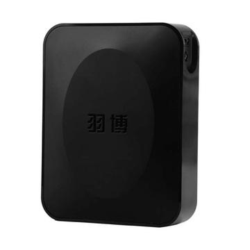 羽博(yoobao)yb-647移动电源充电宝(黑色)(10400mah)