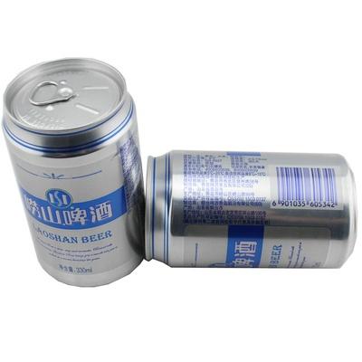 青岛崂山啤酒10度罐装330ml*24罐02 - 【图片 价格