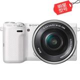 索尼(SONY)NEX-5TL(E PZ 16-50mm)微单相机(白色)全新一代微单!WIFI操控 3英寸180度翻折屏 支持高清摄像 1600万像素的超炫微单!